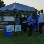 0005 - Registration Tent