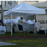 0021 - Putting Up More Tents
