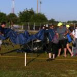 0023 - ORC Tent Going Up