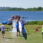 0061 - Men 8x Teams on the Ramp