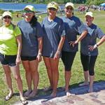 ORC Women 4x Team