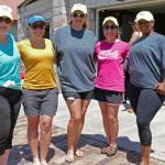 ORC Women 4x Team 2
